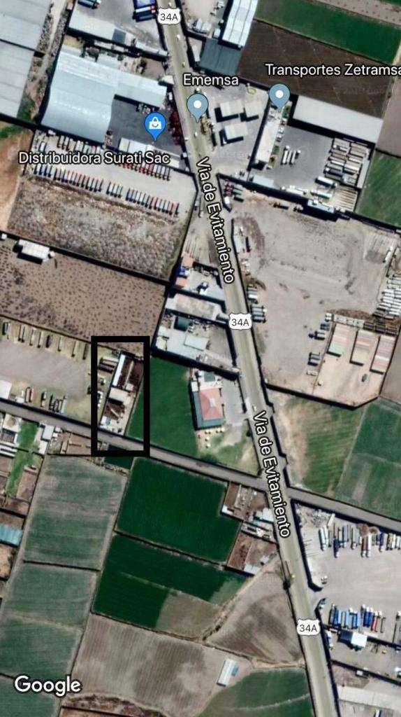 VENDO Vía de Evitamiento Cerro Colorado 0