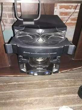 Sony mini componente