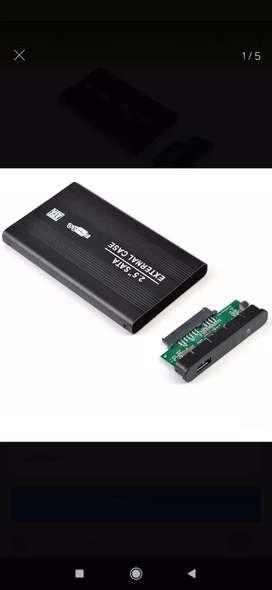 CASE HDD O SSD DE LAPTOP, CONVIERTE TU DISCO DURO EN EXTERNO