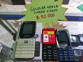 Celular Nokia Flecha Zoom Dual Sim Linte