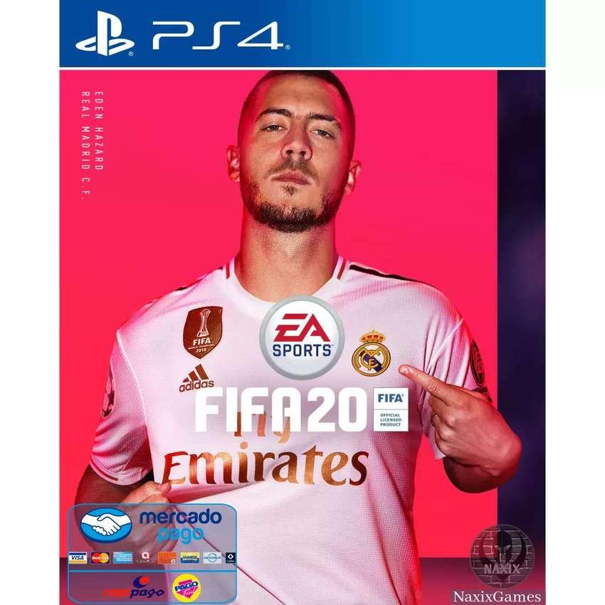 FIFA 20 PS4 NaxixGames 0