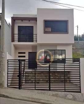 Venta: hermosa casa, Sector el Tejar