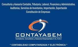 SERVICIOS DE CONTABILIDAD GENERAL