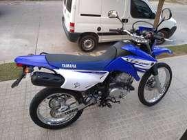 Yamaha XTZ250, yamaha xtz 250 usada.