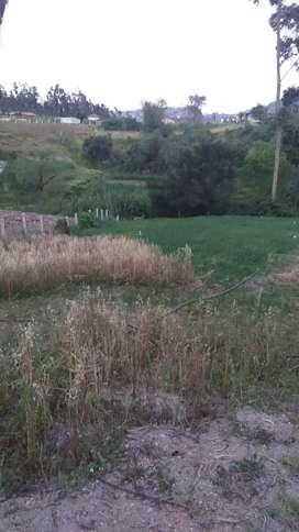 Vendo terreno en Chavay