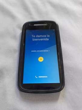 Motorola E (2da generación. Usado)