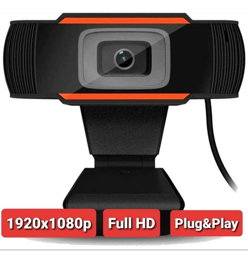 CAMARA WEB. WEBCAM. X13. FULL HD. 1920X1080P. MICROFONO INTEGRADO. 0