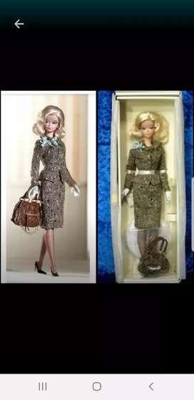 Barbie Siltone edición colector