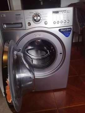 Lavadora-secadora
