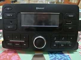 Renault Duster auto radio original
