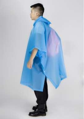 Impermeable Poncho manto ciclismo abrigo lluvia Protector OFERTA