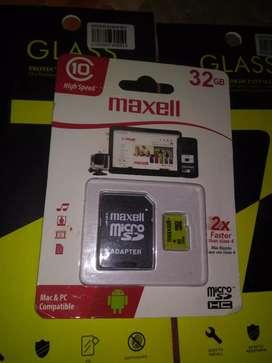 Micro SD 32 gb maxell