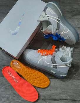 Tenis Nike Air Force One DMSX caballero