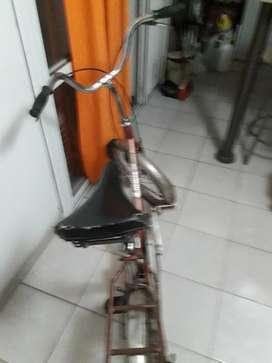 Vendo Bicicleta Kuka de Cokeccion para entendidos