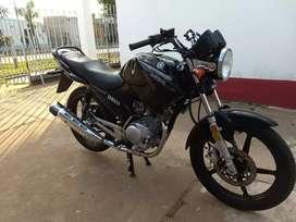 Vendo YBR 125
