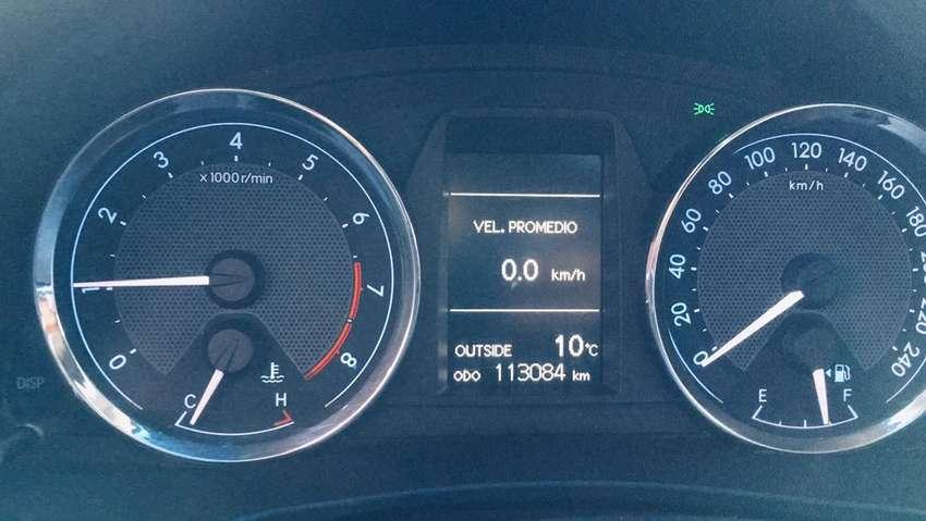 Toyota corolla xei 1.8 cadenero 0