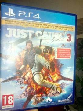 VENDO O CAMBIO JUST CAUSE 3 PS4