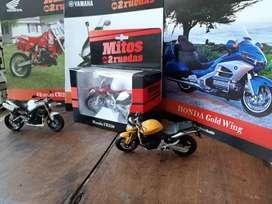 Colección de motos