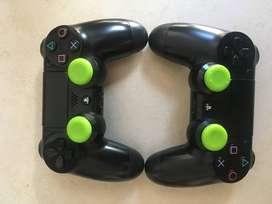2 controles ps4