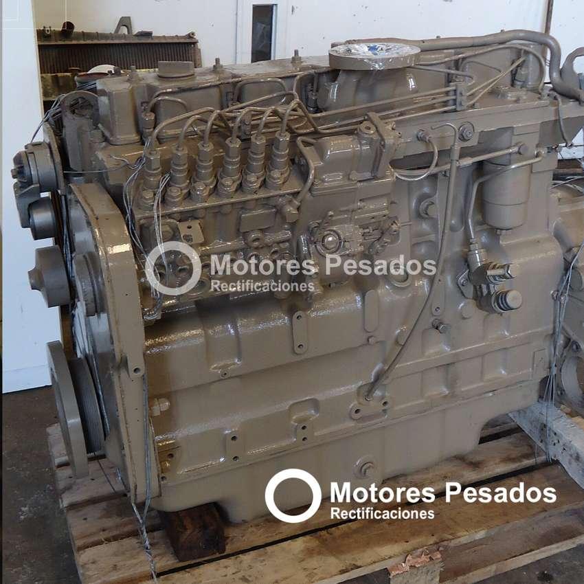 Motores Cummins 6CTA L. 8.3 - Rectificado con 04 0