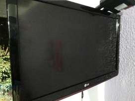 """Vendo televisor LG 22"""". Excelente estado"""
