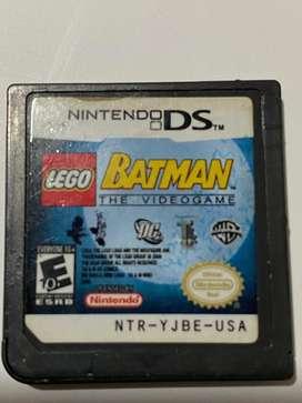 Juego Nintendo Ds Lego Batman The Video Game