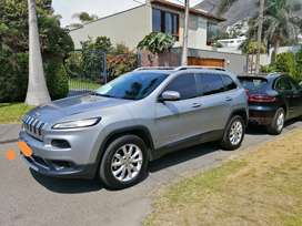 Jeep Cherokee Limited año 2014