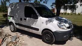 Vendo Kangoo Furgón Diesel Mod 2010