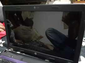 Vendo Cargador, visagra derecha y pantalla HP Pavilion series G4, en buen estado.