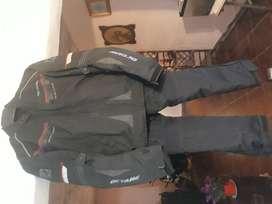 traje de motos octane