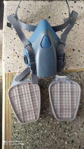Media cara 7502 Marca Jar + Filtros - Protección