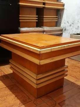 Mesas de centro (madera)