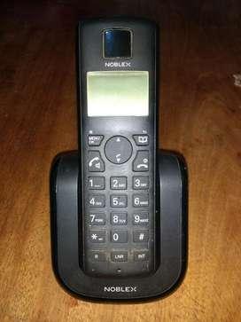 Telefono Inalámbrico Noblex