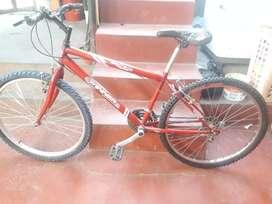 Bicicleta seminueva NEGOCIABLE