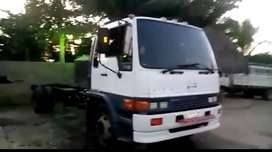 Hino FE 2620 motor J08 turbo interculer