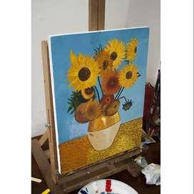 Taller de pintura al acrílico online