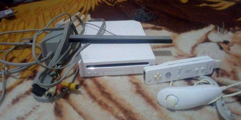 consola Wii