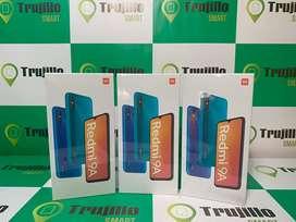 Xiaomi Redmi 9A 32 gb Tienda Fisica 1 año de Garantia