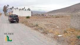 Mitad del Mundo, Vía Calacalí, Vendo Terreno 2700 m²