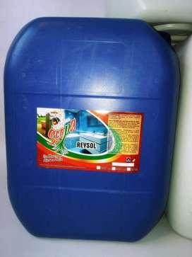 Jabón líquido para lavadora rey