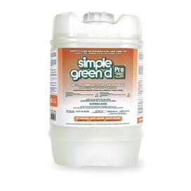 SIMPLE GREEN PRO Desinfectante/Desodorante, 5 gal.
