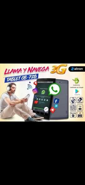Vendo tablets ALTRON OD-790