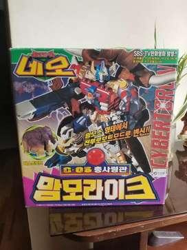 Transformer Optimus Prime Beast war mamut