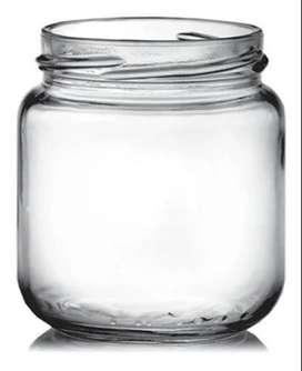 Envase de vidrio de 130 ml - Compota* 24 unid