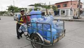 Repartidores de agua