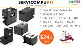 Caja de Mantenimiento T6711 | T6715 | T6716 | T6712 | T04D100 | C9344 | T04D1 | E-C9344 | 6590