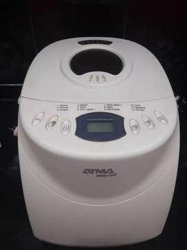 Maquina para hacer pan ATMA