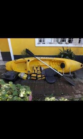 Kayak Rocker One Completo