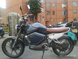 Moto electrica super socotc