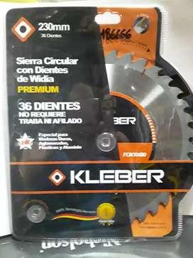 Hoja sierra circular 230mm